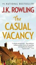 Casual Vacancy, Hardcover by Rowling, J. K., Like New Used, Free P&P in the UK