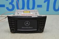 2006 W219 MERCEDES CLS55 RADIO STEREO CD PLAYER NAVIGATION UNIT 2118700289