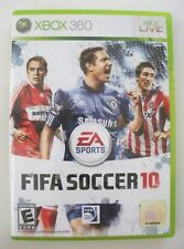 FIFA Soccer 10 - Xbox 360 Game - Complete & Tested
