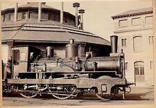 Locomotive Wiener-Neustadt c. 1880-90 - Chemins de Fer de l'Est  - 10
