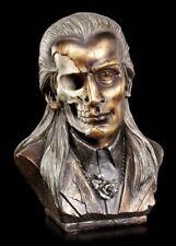 Dorian Gray Büste - Gothic Oscar Wilde Bildnis Roman Skulptur Deko Statue