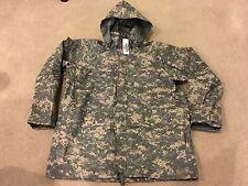 ECWCS GEN II Cold Wet Weather GORE-TEX Parka ACUPAT Camo Size XL-R