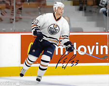 Edmonton Oilers Rob Schremp Signed Autographed 8x10 Photo COA