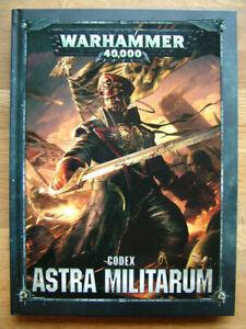 Warhammer 40K CODEX, ASTRA MILITARUM.