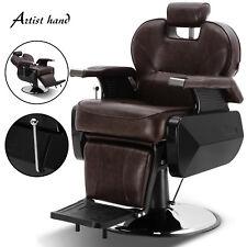 All Purpose Hydraulic Recline Barber Chair Classic Salon Hairdresser's Equipment