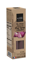 Maison Potier Red Wine Shallot Sauce 2 - 1.76 oz pouches, 3.52 OZ