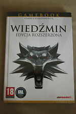 Wiedźmin (PC) Polish New Sealed - Witcher 1 Gamebook edition