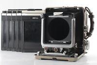 【N.MINT】 WISTA 45 4x5 Large Format Camera W/ Cut Film Holder x5 From JAPAN #8003