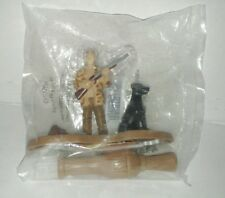 Field and Stream Duck Hunter with dog Cake topper kit set Bakery Crafts