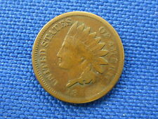1864 U.S INDIAN HEAD CENT COIN US COPPER PENNY