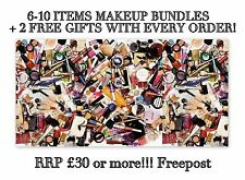 Articoli 6-10 marca Makeup Bundle sterline 30 ALL' INGROSSO REGALO DI NATALE Stocking Filler!