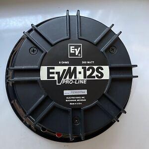 """Vintage EV EVM-12S Pro Line 12"""" Speaker 8 Ohm 300W Guitar Bass PA Fender Heavy"""