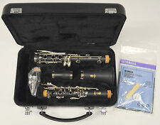NEW YAMAHA Bb CLARINET, MODEL #YCL255