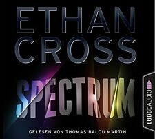 Thomas Balou Martin-Ethan Cross: Spectrum 6 CD NEW