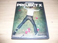 COMEDY MOVIE: PROJECT X!! USED & IN EXCELLENT CONDITION!