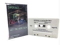 Imperials - Let The Wind Blow Christian Gospel Cassette Tape 1985 WORD