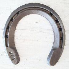 New Steel Horseshoes - Rim Shoe Size 00 -Sand Blasted- Heritage Forge - 20 shoes