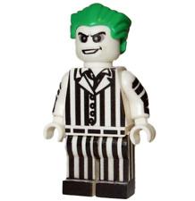 **NEW** LEGO Custom Printed - BEETLEJUICE - Halloween Horror Movie Minifigure
