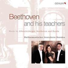 CD Beethoven and his teachers Philharmonisches Streichtrio Dresden
