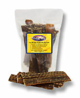 Shadow River All Natural Made in the USA Prime Cut Beef Jerky Dog Treats - 8oz
