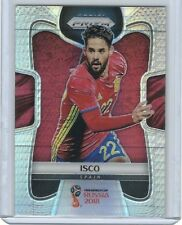2018 Prizm World Cup Isco Wave Prizm Refractor SPAIN