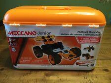 Meccano junior pullback race car