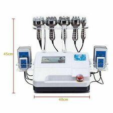 40k Vacuum Cavitation RF Diode LED Laser Fat Burning Body Sllimming Machine SPA