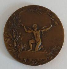 Médaille Soc. d'Enseignement Professionnel du RHONE / Non atribuée