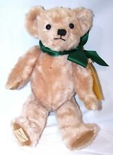 Deans Mohair Teddy Bear 11 inch Jointed Collectors Club Limited Edition Herbert