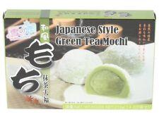 210g Mochi - Gâteau de Riz avec Thé Vert Remplissage - O-Mochi Gluant Vert Thé