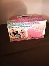 Simplicity Electric Hand Felting Machine With Needles New !