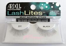 Ardell LASHLITES #331 False Eyelashes Fake Lashes Black Natural Fashion Lashes