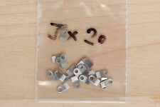 Case clamp mounting tab J (4.4x2.2mm) 20 pieces for ETA Valjoux movements