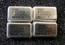 5,000 Quarzo 000 MHz chassis hc49u