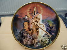 "WEDGWOOD LORD OF THE RINGS FORCES OF DARKNESS 8"" PLATE"