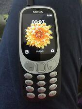 Nokia 3310 (2017) - Gris (Débloqué) Téléphone Cellulaire
