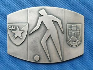 PLAQUE football club FC Red Star Belgrade Serbia Yugoslavia