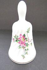 Vtg Limoges Bell Haviland The Danbury Mint Bone China Pink Dogwoods Gift Euc