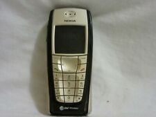 Nokia Model 6200 Type: Npl-3 Cell Phone from Cingular Wireless with Power Cord