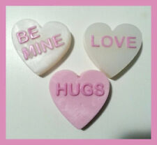 Organic Handmade Valentine'S Day Valentines Day Candy Hearts Sweet Heart Soap