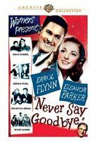 Never Say Goodbye (1946 Errol Flynn Eleanor Parker) DVD NEW