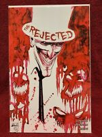 THE REJECTED #1 2nd/ NM/ Key Issue/ Limited To 500 Copies!