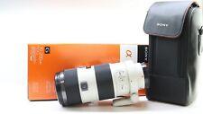 Sony Sal 70-200 mm F/2.8 G Lente Sony una montura SSM-Bb -