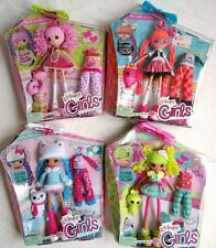 "GIRLS LaLaLOOPSY 9"" Doll HAIR CHANGES COLOR Jewel Bea Mittens Pix E 4 DOLLS"