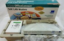 3Com 3C886 OfficeConnect 56K Lan Modem Router - Free Shipping