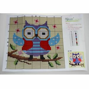 Latch Hook Rug Making Kit for Beginners Do It Yourself  Embroidery Craft Kit