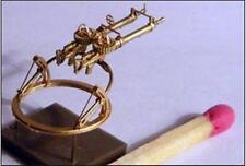 Mini World 7208 1/72 Brass Lewis Mk.II machine gun on Scarf ring mount