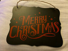 Reversable Holiday Sign