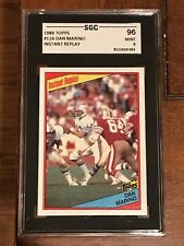 1984 DAN MARINO SGC 96 MINT 9 TOPPS #124 - MIAMI DOLPHINS ROOKIE INSTANT REPLAY