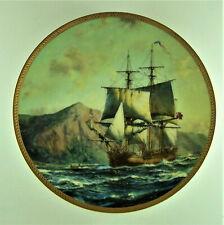 "1976 Marine Color Plate /""Lilliput Fleet/"" Chris Mayger WAR SHIP PRINT WARSHIP"